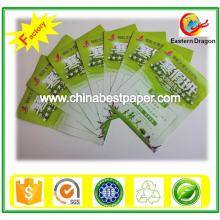 Preço de Fábrica barato-Branco Revestido C2s Art Paper 115g