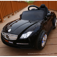 Plating Black Bebz RC Car for Children Drive Double Motor