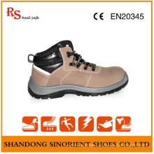 Boa qualidade impermeável calçados de segurança