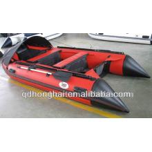 CE резиновая надувная лодка