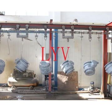 API Flanged Stainless Steel Weld High Pressure Ball Valve