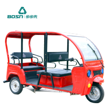 Electric Tricycle Passengers Electric 3 Wheel Motorcycle