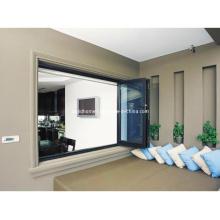 Panneaux Multi-pliables Portes et fenêtres en aluminium