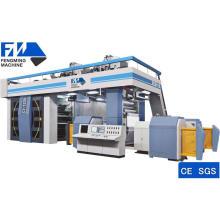 Máquina de impresión de impresión Ci Flexo