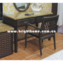Rattan Wicker Dressing Table Bp-T31
