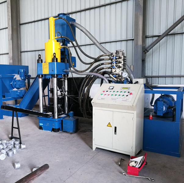 aluminum block making machine