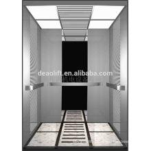 Bürogebäude Personenaufzug mit Maschinenraum