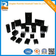 Piezas de estampación Disipadores de calor de aluminio