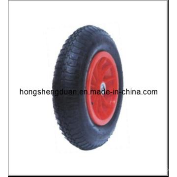 Rueda plástica Rim Wheel 350-8