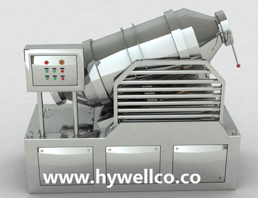 Tree Fruit Mixing Machine
