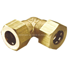 Messing Fitting -Brass Elbow / Bend (a. 0459)