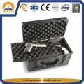 Hard Aluminum Gun Carrying Equipment Case with Foam Inner
