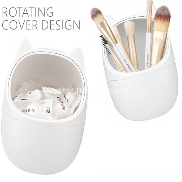 Rotating Desktop Organizer