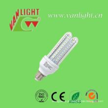 Aqueça a luz fresca do diodo emissor de luz do milho da luz do dia 15W