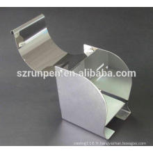 Boîte de papier hygiénique en acier inoxydable Stianless