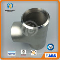 Butt Weld Fittings Stainless Steel Equal Tee with TUV (KT0328)