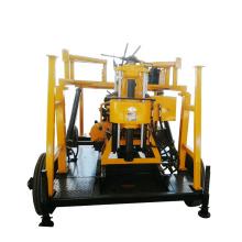 Traktorbohrmaschine Rig