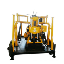 Tractor Drilling Machine Rig