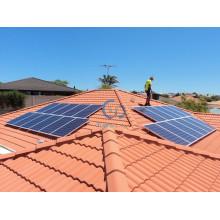 Высокая эффективность 10kw off-сетки Солнечная электрическая система дома
