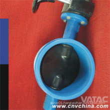 Lever Operated Grooved Type Butterfly Valve