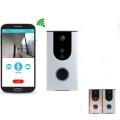 mejores críticas WiFi video ring Doorbell smart camera door phone for home security