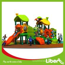 Plastik Spielzeug Spielplatz Spielzeug China Kid Spielplatz für Kindergarten Kleinkind verwendet