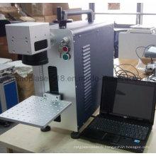 Pièces détachées pour téléphone portable Marquage laser / Marquage laser pour pièces et chargeurs mobiles
