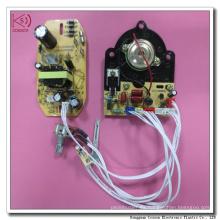 Atomizador de 1.7MHz 220VAC o 24VDC con controlador de circuito