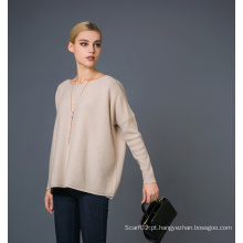 Lady's Fashion Cashmere Sweater 17brpv114