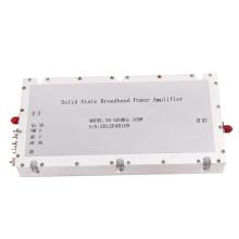 valc temp swr gnd vdd gnd rf vhf gsm estado sólido amplificador de potência de banda larga