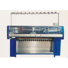 Auto Collar Flat Knitting Machine