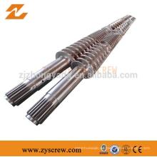 65/132 Doppelschneckenextruder PVC-Deckenplattenmaschine