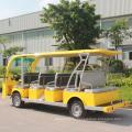 14 мест производства Marshell Mini Electric Sight Seeing Car (DN-14)