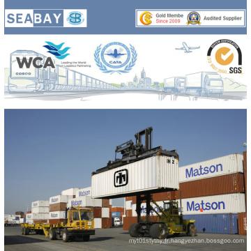 Service de transport maritime professionnel Xiamen vers le Royaume-Uni