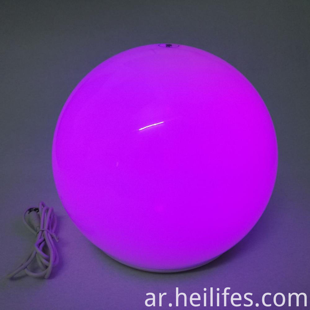 LED Furniture ball light