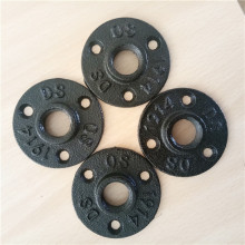cast iron Floor Flange For Handrail Wall Mount