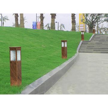 Precio de fábrica 24W luz de césped al aire libre 16-20W