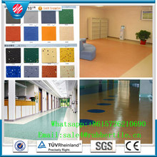 Acid Resistant Indoor Rubber Floor /Anti-Slip Hospital Rubber Flooring