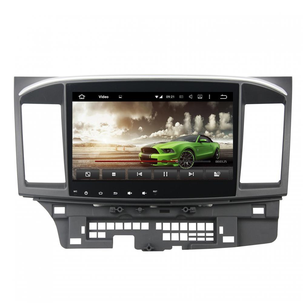 10.1 Inch Car Multimedia GPS For MITSUBISHI LANCER