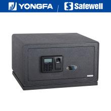 Cofre forte da impressão digital do painel de Fpd da altura de Safewell 23cm para o portátil