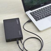2014 Neue Ankunft ORICO 3588US3 USB 3.0 sata hdd Gehäuse 3.5