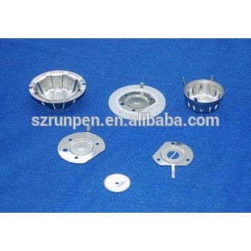 Stamping Precision Ionization Chamber Components