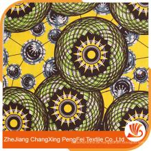 Gebürstetes bedrucktes Betttuch aus Porzellan