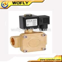 Gas Wasser Öl 12V DC Hochdruck-Magnetventil