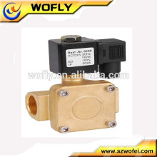 Gas aceite de agua 12v dc electroválvula de alta presión