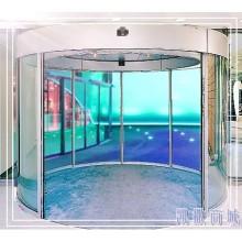 Systèmes de portes coulissantes courbes en aluminium