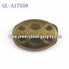 Cheap Zinc Alloy beads