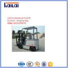 2.5t Electric Forklift Truck Fork Lift