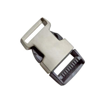 Metal & Plastic Release Buckle Dp-2361