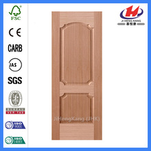 JHK-S07 Waterproof EV-Sapelli Wooden Door Skin